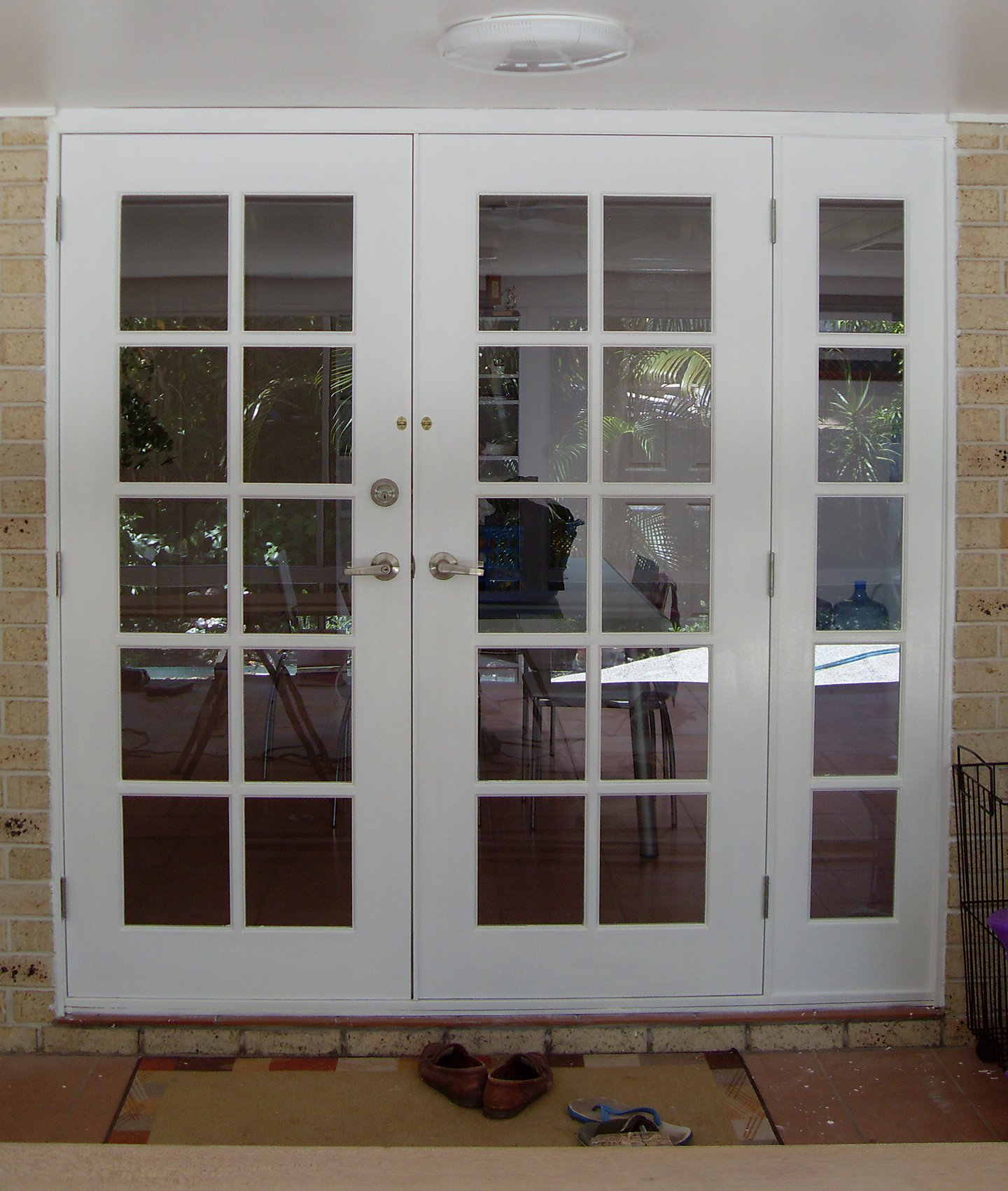 French Doors: Timber French Doors & Double Doors