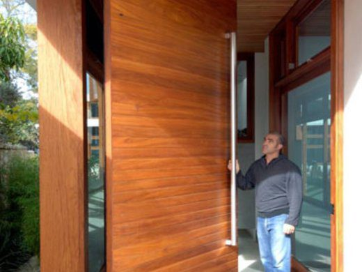 Affordable Doors Unique Timber Amp Aluminium Door Designs