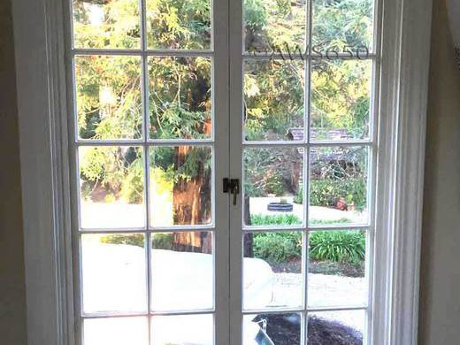 Timber french doors double doors affordable doors for Affordable french doors
